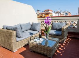 C211 Barcelona Apartments, feriebolig i Barcelona