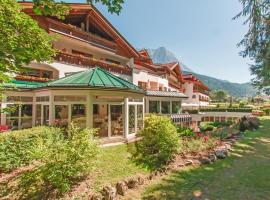 Hotel Alpen Residence, pet-friendly hotel in Ehrwald