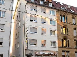 Hotel Stern, hotel in Stuttgart
