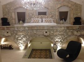 Scilla Maris Charming Suites, hotel in Marzamemi