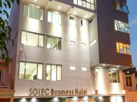 Hotel Solec, pet-friendly hotel in Chiclayo