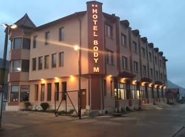 Хотел Боди - М, хотел във Враца
