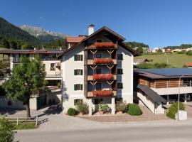 Kasperhof Appartements Innsbruck Top 1 - 5, Budget-Hotel in Innsbruck
