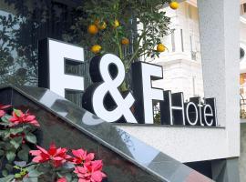 F & F Hotel, khách sạn ở Thành phố Hải Phòng