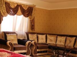 Djan Tugan Hotel, hotel in Terskol