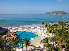 Costa de Oro Beach Hotel, hotel in Mazatlán