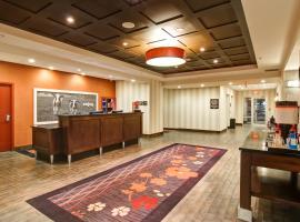 Hampton Inn & Suites Red Deer, hotel em Red Deer