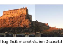 Grassmarket Studio - Websters Land, hotel near Edinburgh Castle, Edinburgh