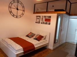 City Space Apartments – hotel w Krakowie