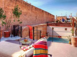 Riad Carina, hotel in Marrakesh