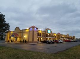 Americas Best Value Inn-Indy South, motel in Indianapolis