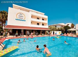 Cleopatra Classic Hotel, hotel with pools in Kardamaina