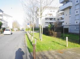 Residences les roseaux, apartment in Lognes