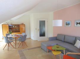 Apartment mit Balkon, Hotel in der Nähe von: Circus von Putbus, Putbus