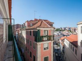 Duque-Chiado Downtown, apartamento en Lisboa
