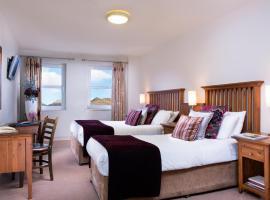 Coachmans Townhouse Hotel, hotel in Kenmare