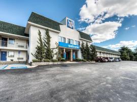 Motel 6-Niantic, CT - New London, hotel near Foxwoods Casinos, Niantic