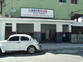 Casa João Ricardo, hotel near Jair Carneiro Toscano de Brito Stadium, Angra dos Reis