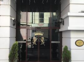 Vendome Hotel, отель в Эскишехире
