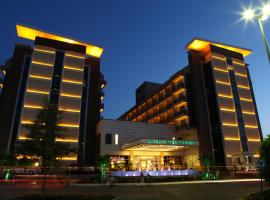 Dizalya Palm Garden Hotel, отель в Конаклах