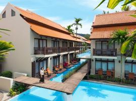 Khaolak Oriental Resort, Hotel in Khao Lak