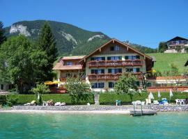 Hotel Garni Buchinger, hotel in St. Wolfgang