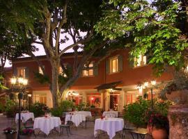 Les Florets, hotel near Orange Golf Course, Gigondas