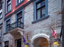 Rudolfo, hotel near The Palace of Biesyadetskikh, Lviv