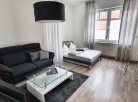 City Apartment Aurich - Ostfriesland, Ferienwohnung in Aurich