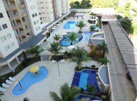 Flat Prive das Thermas II - R3 Caldas, hotel near Liberty Square, Caldas Novas