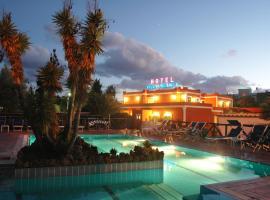 Hotel Villa Franca, hotel in Ischia