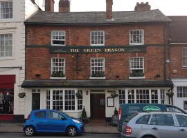 The Green Dragon, hotel in Marlborough