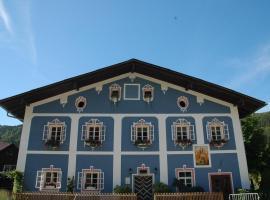 Romantikhaus Hufschmiede, guest house in Engelhartszell