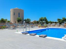 Monolithia by Blue Cocoons, self-catering accommodation in Kamari