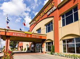Auberge Royal Versailles, hotel in Montreal