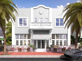 The Julia (Adult Exclusive), hotel perto de South Pointe Park, Miami Beach