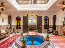 Riad Lamya Marrakech, hôtel à Marrakech