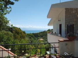 Casa vacanze Artemide, hotel per famiglie a Scario