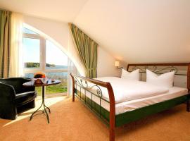 Hotel Nautilus, Hotel in der Nähe von: Bahnhof Bergen auf Rügen, Putbus