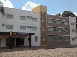 Hotel Solar do Parque, hotel em Tabapira