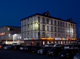 Natural SPA, Kanazawa Hotel Yumenoyu, hotel low cost a Kanazawa