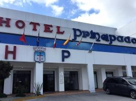 Hotel del Principado Tijuana Aeropuerto, hotel cerca de Aeropuerto internacional de Tijuana - TIJ,