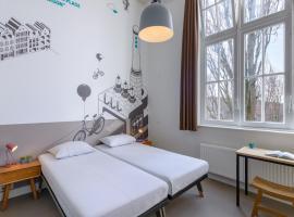 Stayokay Amsterdam Oost, hostel in Amsterdam