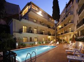 Hotel Soleado, hotel en Taormina