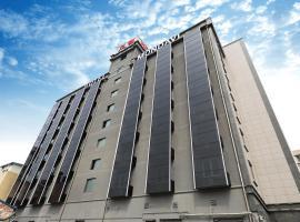 목포에 위치한 호텔 호텔 몬다비
