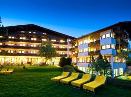 Hotel Sonnalp, отель в городе Кирхберг-ин-Тироль