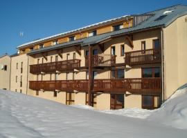 Village Vacances Passion Georges Moustaki, hotel near Lelex Ski School, Les Moussières