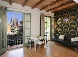 Apart-Suites Hostemplo, appartement à Barcelone