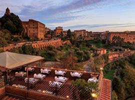 Hotel Athena, hôtel à Sienne