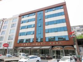 Elit Asya Hotel, отель в Балыкесире